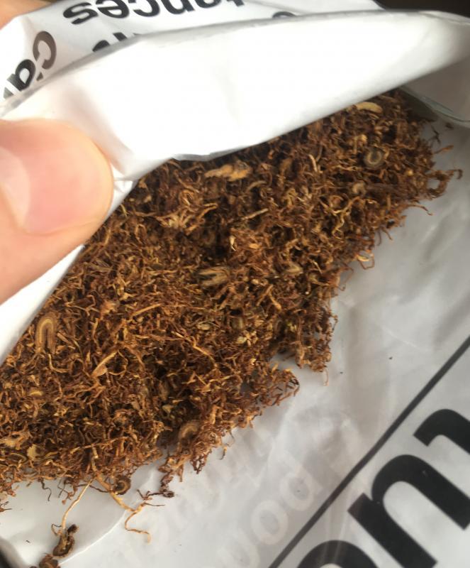Tabac A Rouler Fleur Du Pays Depuis Le Paquet Neutre Psychoactif