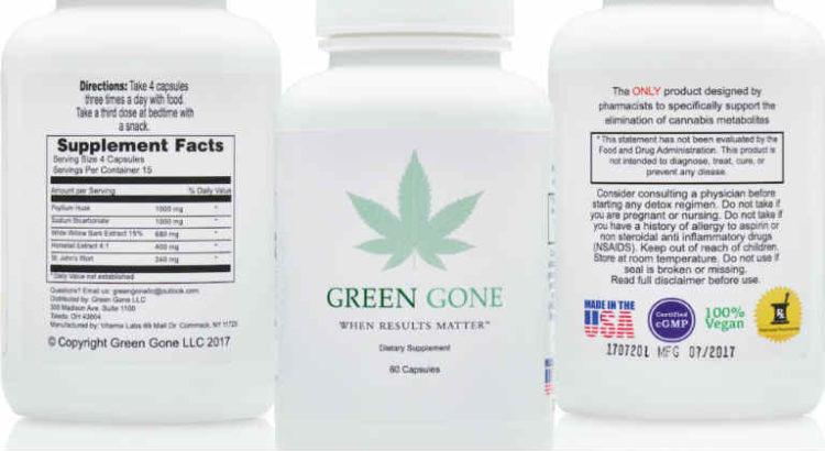 Style classique comment acheter fournir beaucoup de Kit détox pour éliminer le THC du corps en 2 jours / PsychoACTIF